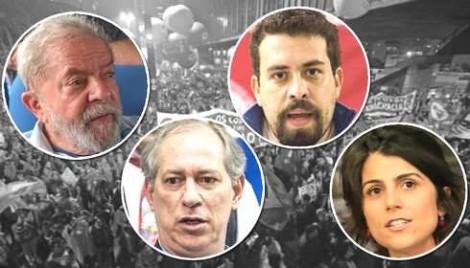 A esquerda brasileira é traiçoeira! E joga sujo! (Veja o Vídeo)