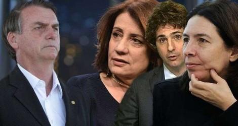 A certeira estratégia de Bolsonaro para derrotar o jogo sujo da imprensa e a velha política