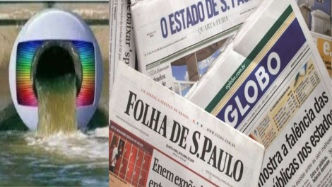 """""""Gastança"""" em publicidade revela o motivo da revolta da Grande Mídia"""