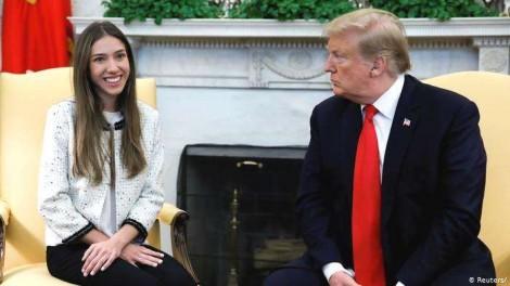 Primeira dama da Venezuela tem agenda de líder estadista nos Estados Unidos