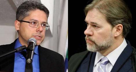 Senador da CPI da Toga diz que erro de Toffoli nem iniciante de direito comete (Veja o Vídeo)