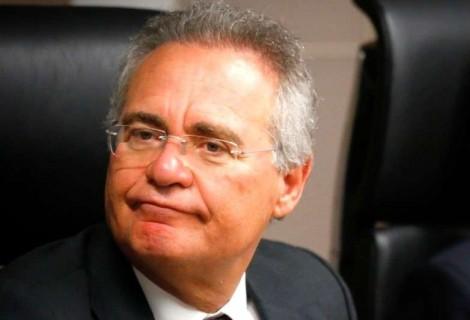 """Discurso de Renan em que denuncia """"chantagem"""" a ministros do STF, justifica a CPI da Toga (Veja o Vídeo)"""