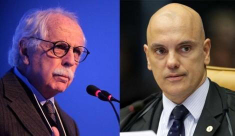 Quando instituições perdem seu respeito público, recorrem à censura, afirma jurista Modesto Carvalhosa (veja o vídeo)