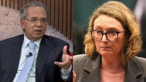 Guedes desmonta farsa da Globo News repercutida criminosamente por Rosário (Veja o Vídeo)