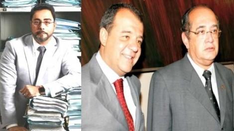Bretas sai em busca de eventual ligação entre Cabral e Gilmar