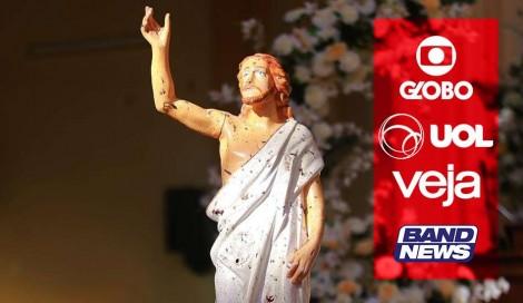 """Grande mídia não menciona """"intolerância religiosa"""" sobre ataque aos cristãos no Sri Lanka"""