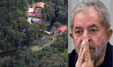 Confirmação da pena do sítio de Atibaia irá manter Lula preso