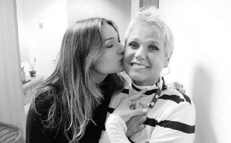"""Xuxa noiada: """"A Sasha sempre fala para eu experimentar maconha"""""""
