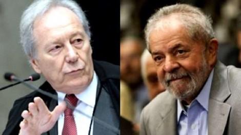 "Lewandowski salva a entrevista ""combinada"" entre a Folha e Lula e, na pressa, troca o nome do petista"