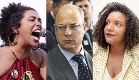 Deputadas do PSOL, que apoiam Maduro, denunciam Witzel à ONU por recorde de mortes em ações policiais