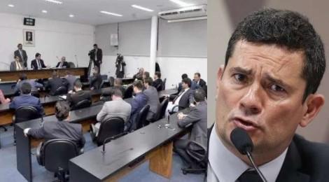 Deputados do PT e Centrão vencem 1ª batalha para tirar COAF de Moro