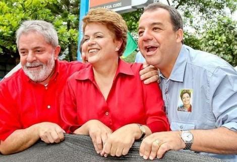 Cabral e as cartas ao ex-presidente Lula e a ex-presidente Dilma Rousseff