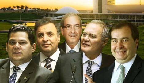 O parlamento é a causa da corrupção, e não a consequência