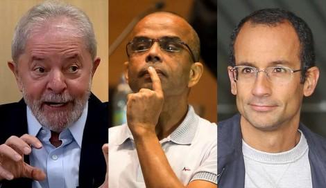A liberdade de expressão para Lula e todos os presidiários...