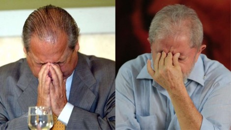Dirceu, sem chances de banho de sol com Lula