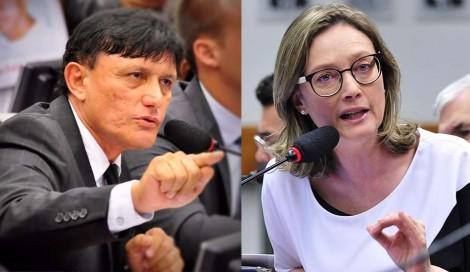 """Deputado agredido por Maria do Rosário desabafa: """"Graças a Deus Filmaram"""""""