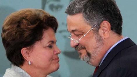 """Diante de novas revelações de Palocci, Dilma parte para a sua única saída: """"É mentira"""""""