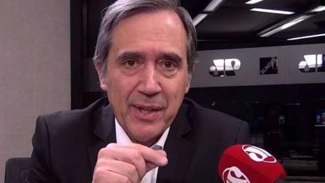 Jovem Pan esclarece afastamento de Villa e destrói insinuações da esquerda (Veja o Vídeo)