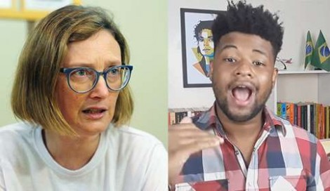 Maria do Rosário é acusada de racismo por YouTuber negro (Veja o Vídeo)
