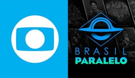Globo perde processo para Brasil Paralelo e é obrigada a dar direito de resposta