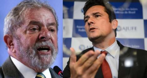 Mais uma vitória de Moro impõe nova humilhação a Lula no CNJ
