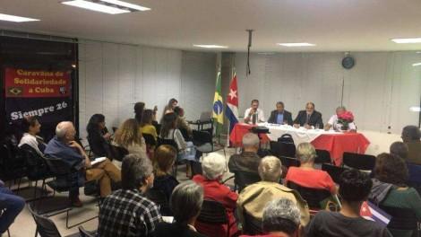 """""""Balbúrdia"""" na UNB tem Lula Livre, cubano com dinheiro público e críticas a Bolsonaro (Veja o Vídeo)"""