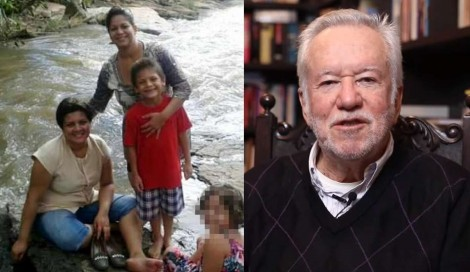 """Alexandre Garcia questiona """"boicote"""" da grande mídia ao caso Rhuan (veja o vídeo)"""