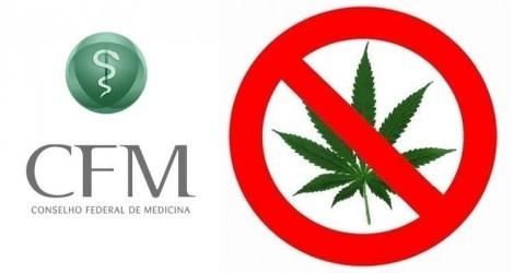 Conselho Federal de Medicina pede revogação de atos que podem liberar o cultivo da maconha no País