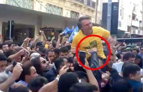 Bolsonaro tem convicção de que Adélio foi contratado para matá-lo e vai recorrer
