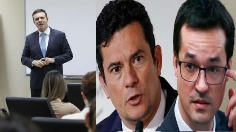 Jurista, em nova aula de direito, esclarece a infâmia assacada contra Moro e Dallagnol (Veja o Vídeo)