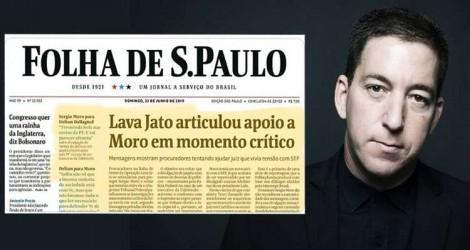 Folha entra na guerra para derrubar Moro e leva a pior