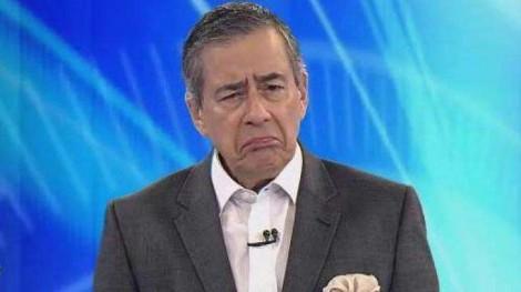 Paulo Henrique Amorim, desmoralizado e agora fora do ar, vive um deprimente fim de carreira