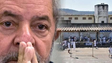 Vence a Justiça: Lula continuará na cadeia