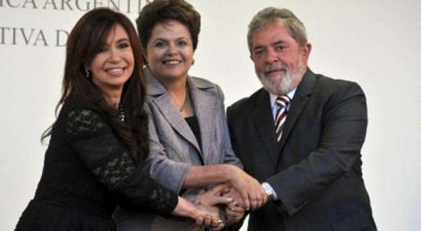 Esquerda na Argentina joga sujo e difama Bolsonaro para trazer Cristina de volta ao poder