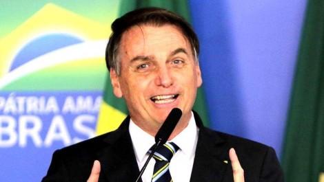 "Após o feito histórico, o ""miojão"" de Bolsonaro (Veja o Vídeo)"