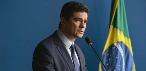 AO VIVO: Sérgio Moro fala sobre vazamentos de mensagens na Câmara dos Deputados