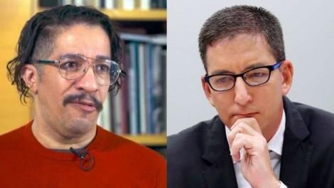 A vingança de Jean Wyllys: longe do Brasil, o ex-deputado mela o plano de Glenn Greenwald (Veja o Vídeo)