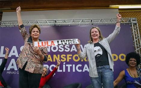 Mais uma falcatrua do PT: dinheiro público bancou o infame movimento Lula Livre