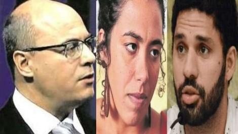 Witzel proclama os bons resultados obtidos no Rio e dá corretivo em Talíria e no marido de Glenn (Veja o Vídeo)