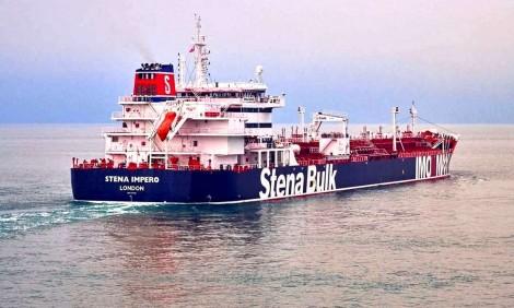 Guarda Revolucionária do Irã apreende dois petroleiros britânicos no Estreito de Hormuz