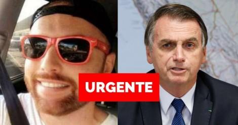 Quadrilha também hackeou celulares usados por Bolsonaro
