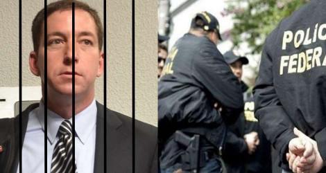 URGENTE: Deputado Filipe Barros pede prisão de Glenn Greenwald