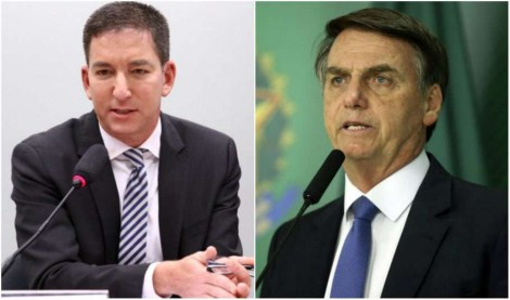 Glenn desafia Bolsonaro