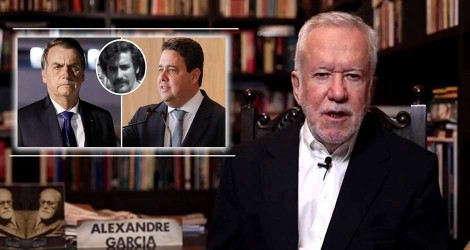 Aqueles que não gostam de Bolsonaro são usados a pensar e agir como ele quer, afirma Alexandre Garcia (Veja o Vídeo)