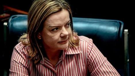 Doença mental: Gleisi culpa Moro por transferência de Lula