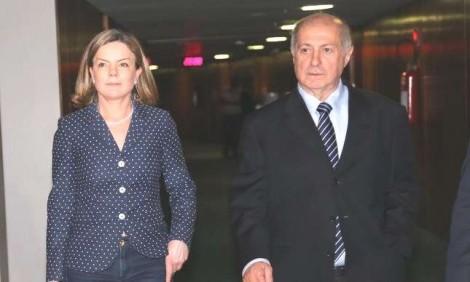Nem Paulo Bernardo suporta mais Gleisi e deputada revela a separação (Veja o Vídeo)