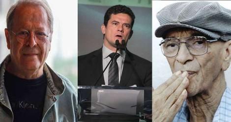 """Vereza diz que Moro tem proteção divina: """"Chico Xavier já previra a vinda de um homem justo"""""""