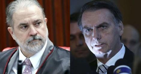 """""""Se eu fosse do MST, eu estaria sentado no Supremo Tribunal Federal"""", afirma Augusto Aras"""