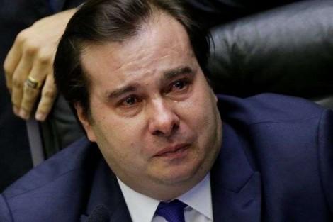 Exigimos a cassação de Rodrigo Maia