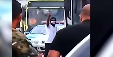 Sequestrador, defendido pela esquerda, tinha passagem por estupro e Maria da Penha